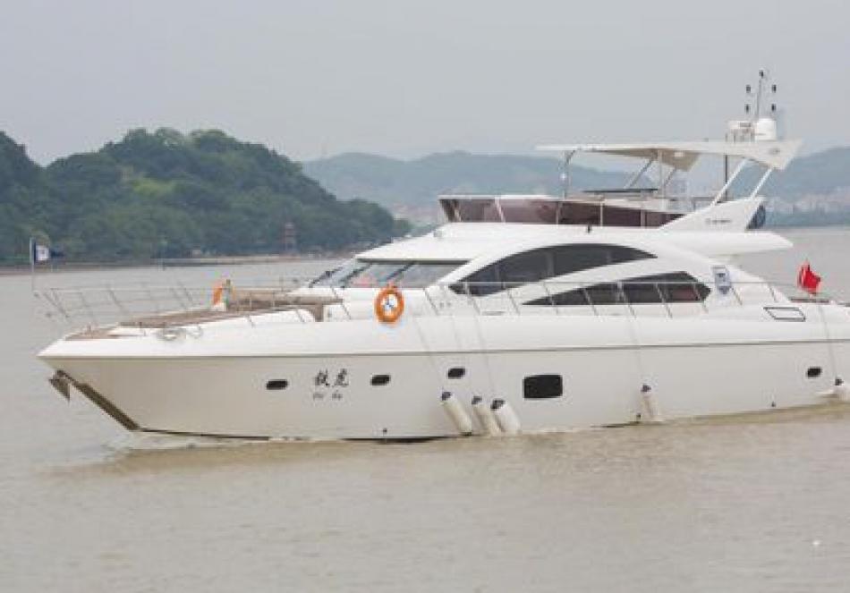 大连湾新港码头_广州 - 飞鱼游艇俱乐部