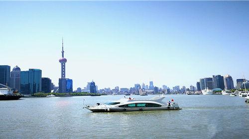 大连湾新港码头_莱悦18号豪华游艇-上海国际客运码头